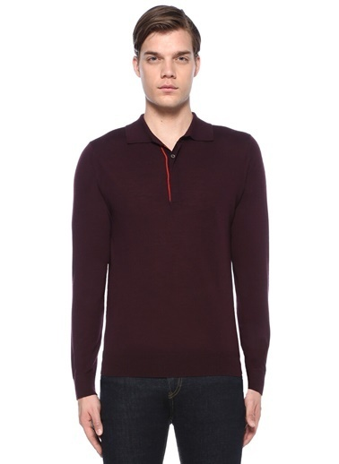 Paul Smith Triko Bordo